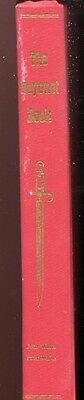 Scarce ! The Bayonet Book by Watts and White-First Edition 1975