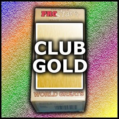 CRMG Corinthian ProStars CLUB GOLD 2000-2002 inc MEMBERSHIP (choose from list)