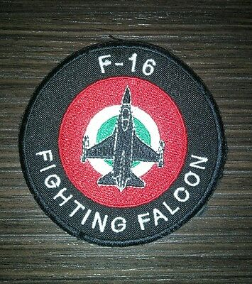 Italian Air Force F-16 patch Old version