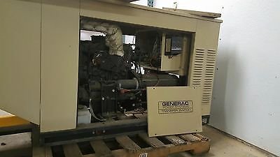 GENERAC 15KW Natural Gas Generator ***Only 58 Hours***