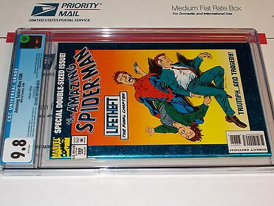 The Amazing Spider-Man #388  CGC 9.8 COLLECTORS EDITION NEW CGC CASE