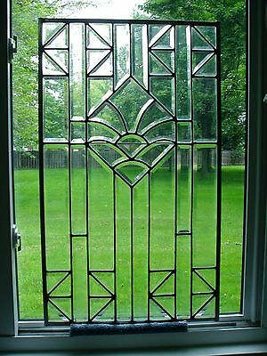 Antique All Beveled Windows