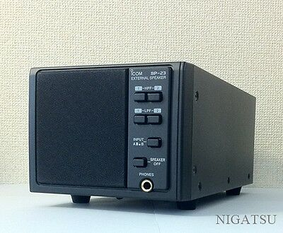 NEW ICOM SP-23 for IC-756/746//718/910 External Speaker From JAPAN