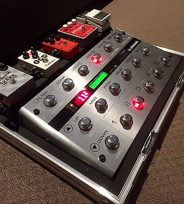 TC Electronic G-System  Effect Pedal Multi-Effects