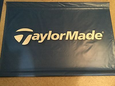 Collectible TaylorMade Golf Banner