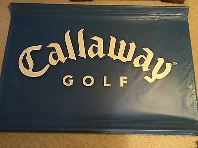 Collectible Callaway Golf Banner