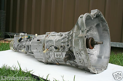 Nissan RP71C 5 Speed Manual Gearbox Brand New suit RB30 Engine
