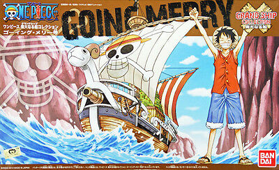 Bandai ONE PIECE GRAND SHIP COLLECTION 03 Going Merry from Japan