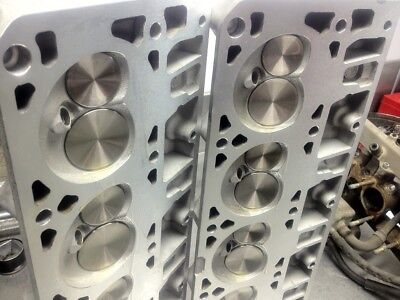 NEW LS1 CNC ported head packages complete Engine Parts