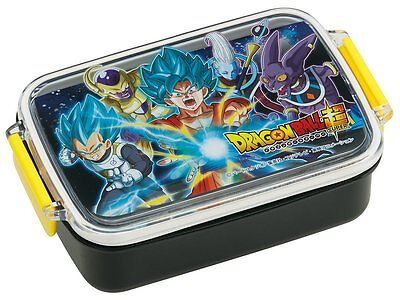 Dragon Ball Super Tight Lunch Box 450ml from Japan