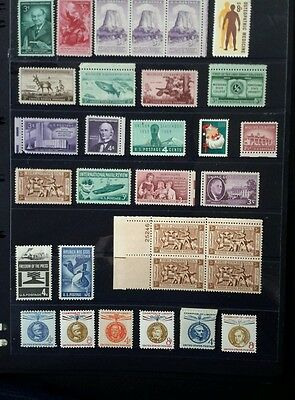 North American Stamps