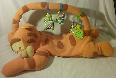 Winnie the Pooh Tigger gym baby mat Fisher Price