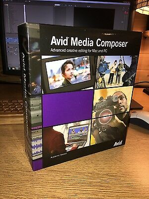 Avid Media Composer Software Version 2.8.1