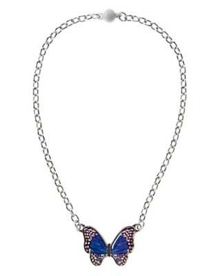 NWT Gymboree Girls Butterfly Garden Butterfly Necklace Jewelry Accessory