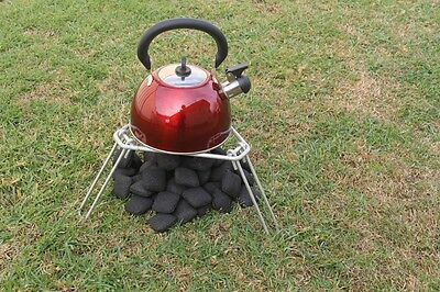 Camping Tripod - Collapsible - Multipurpose - Over Fire Stand.
