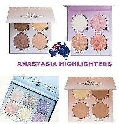 Highlight Contour Glow Kit Moonchild,Sweets, Gleam Anastasia Beverly Hills