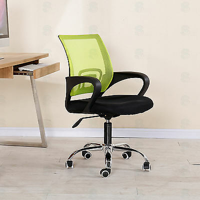 High Back Executive Swivel Mesh Office Chair Computer Desk Furniture