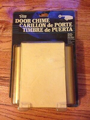 Vintage Door Bell - Trine - Door Chime - new - still in original package 1992