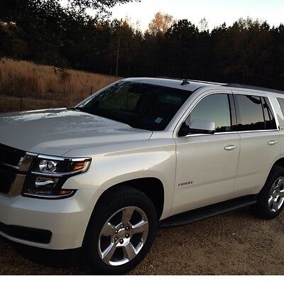 2015 Chevrolet Tahoe  UV