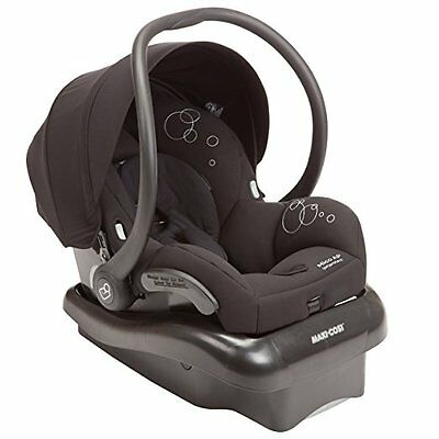 Black Maxi-Cosi Mico AP Convertible Infant Safety Car Seat  with base