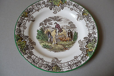 Spode 'Byron' 1950's Entree Plate. Exc. Condition.