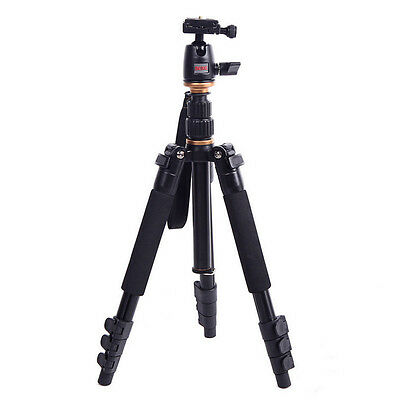 Beike Adjustable BK-555 Professional Tripod for SLR Camera Ball Head Portable in