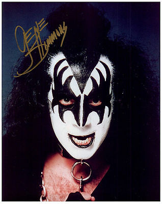 GENE SIMMONS -KISS Authentic Signed Autographed 8X10 Photo w/ COA - Photo 7