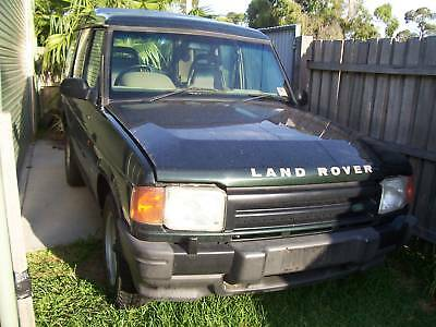 Land Rover Discovery S1 Wrecking Parts