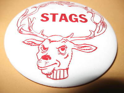 """Vintage Pin STAGS 3"""" round"""