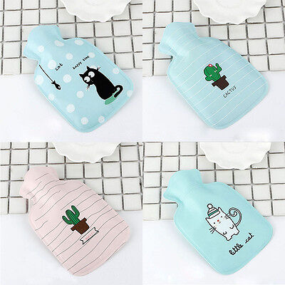 Hot Water Bottle Bag Warm Relaxing Heat/Cold Home Suply Outdoor Rubber Tool