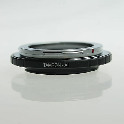 Tamron Adaptall 2 Lens to Nikon DSLR AI Mount Adapter Ring for lens for DSLR fre