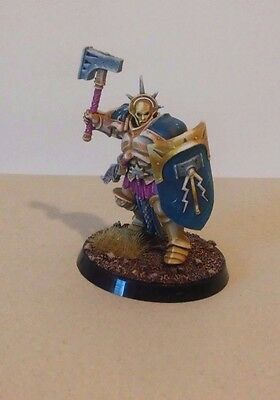 Stormcast Liberator Age of Sigmar Warhammer nmm painted