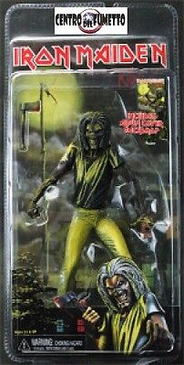 Iron Maiden – Killers Eddie [Include Album Cover BackDrop] – 17 cm Action Fig...