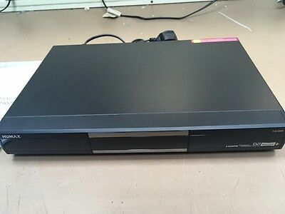 Humax Pvr-9300T Twin Tuner Freeview Box Recorder 320Gb Pvr