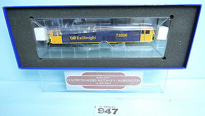 DAPOL 'OO' GB RAILFREIGHT CLASS 73 DIESEL ELECTRIC LOCO NO.73206 BOXED #947b
