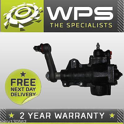 Mitsubishi L200 Reconditioned Power Steering Box With Droparm, 2 Year Warranty
