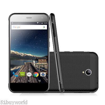 IP68 3+32GB NOMU S20 LTE 4G Android6.0 SmartPhone 64bit 1.5GHz HIFI Móvil Libre