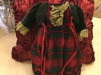 Beautiful Traditional Christmas Dress And Velvet Jacket❤️❤️❤️