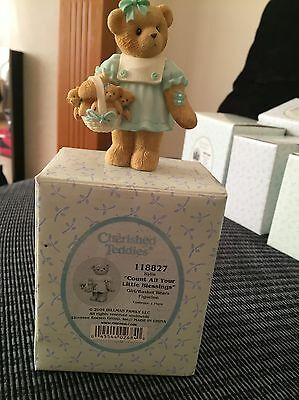 Cherished Teddies. Kylie. Count All Your Little Blessings