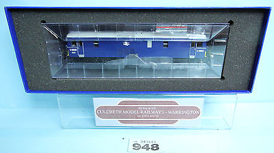 DAPOL 'OO' GAUGE EARLY BLUE CLASS 73 DIESEL ELECTRIC LOCO NO.E6039 BOXED #948b
