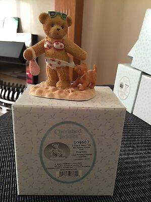 Cherished Teddies. Doreen. I Can't 'bear' To Be Without You