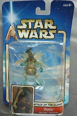 STAR WARS Attack of The Clones WATTO c.2002 - Nbr.02/50 - Unopened