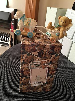 Cherished Teddies. Brooke. Arriving With Love And Care