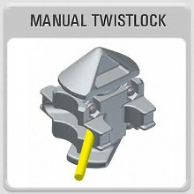 Iso Shipping Container Manual Twist Lock