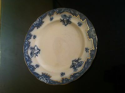 Vintage England Wilkinson Ltd Royal Staffordshire Pottery serving plate