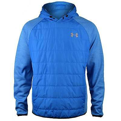 Under Armour Storm Insulated Swacket Hoodie - Brilliant Blue