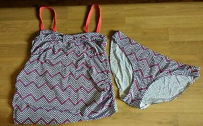 Maternity tankini from Mothercare Size 12