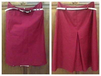 gonna skirt PRADA  vintage tgl 38  ORIGINALE VERO ANNI 70' MADE IN ITALY GOROTEX