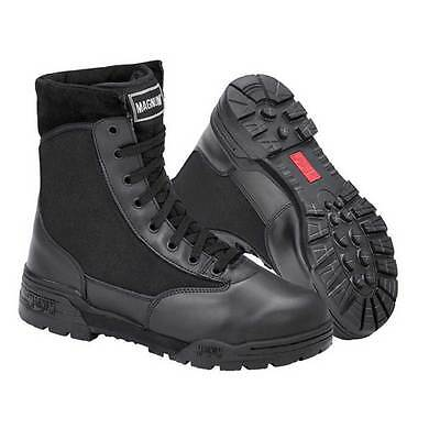 Magnum Original Classic Boots Black Combat Police Uniform Security Cadet