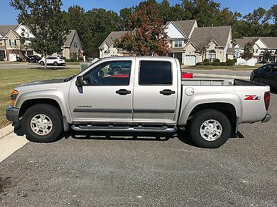 2005 Chevrolet Colorado  2005 Chevrolet Colorado Z71 LS Base 4dr Crew Cab Z71 LS Base Automatic 4-Door